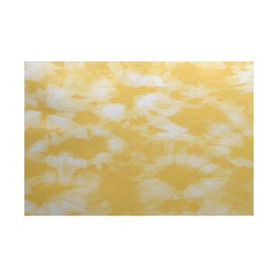 Pembrook Yellow Indoor/Outdoor Area Rug