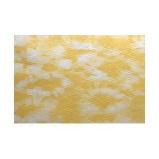 Pembrook Yellow Indoor/Outdoor Area Rug