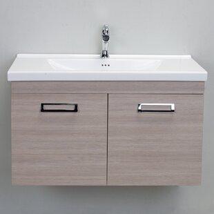Leopold 38 Single Bathroom Vanity Set by Orren Ellis