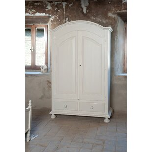 Comstock 2 Door Wardrobe By Fleur De Lis Living