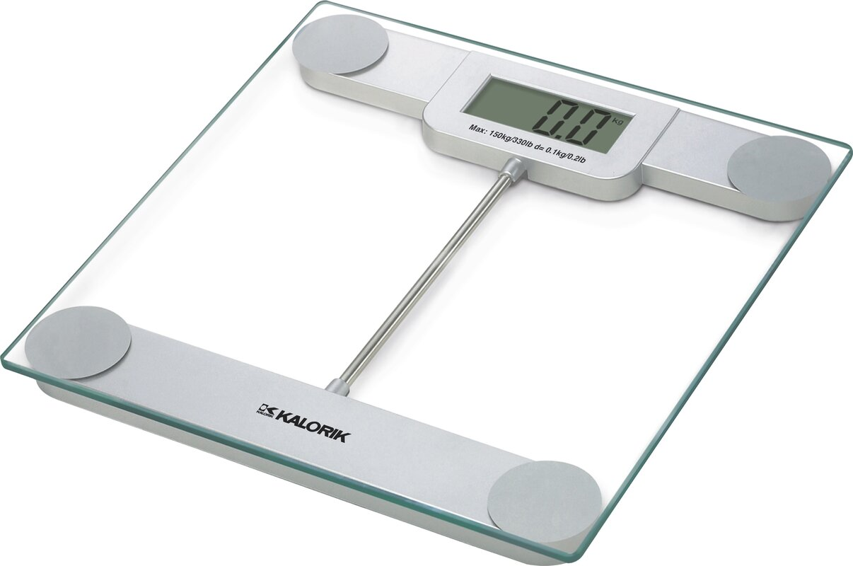 Bathroom Scales Youll Love Wayfair - Digital vs analog bathroom scale
