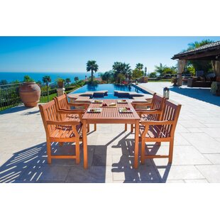 Ehlert 5 Piece Dining Set