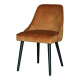 Lagunas Upholstered Solid Wood Side Chair (Set of 2) by Ivy Bronx
