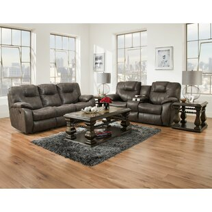 Avalon 2 Piece Reclining Configurable Living Room Set by Southern Motion