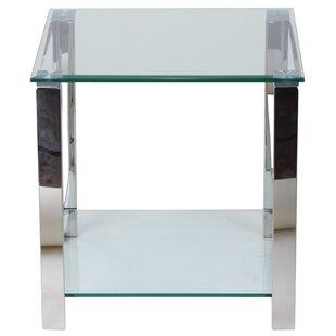 Orren Ellis Schwenzer End Table