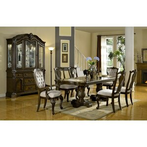 7 Piece Dining Set by BestMasterFurniture