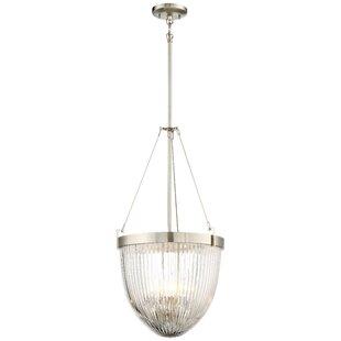 Barbosa 4-Light Bowl Pendant