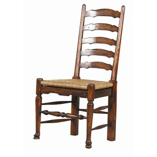 English Country Solid Wood Dining Chair (Set of 2)