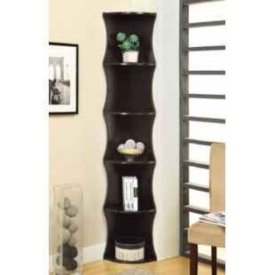 Best Price Trussell Corner Unit Bookcase By Winston Porter