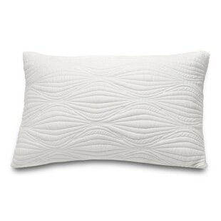 Medium Gel Memory Foam Queen Pillow by HomeRoots