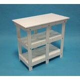 Alviso Plastic/Resin Buffet & Console Table