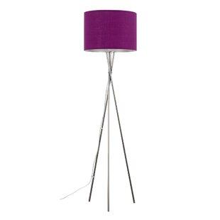 Purple floor lamps wayfair purple floor lamps aloadofball Gallery