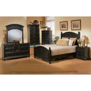 Marhill Panel Configurable Bedroom Set by Beachcrest Home