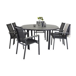 Geir Extendable Dining Set With 6 Chairs By Sol 72 Outdoor