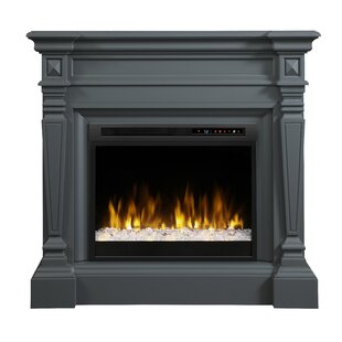 Brookston Fireplace by Dar..