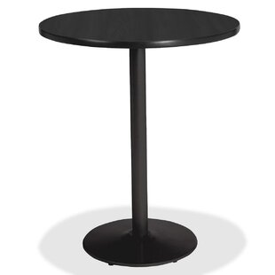 Bistro Laminate Pub Table Lorell