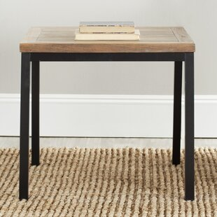 Dennis End Table by Gracie Oaks