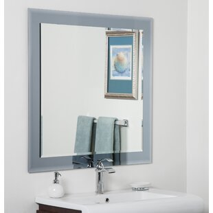 Inexpensive Moscow Bathroom Wall Mirror By Decor Wonderland