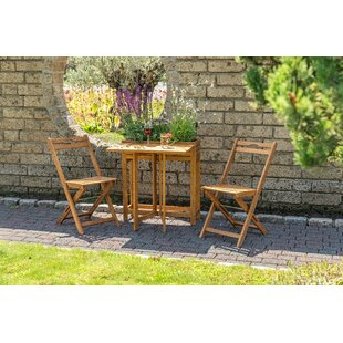 Turien 2 Seater Bistro Set By Sol 72 Outdoor