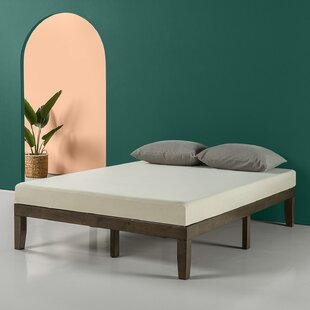 Alexis Platform Bed by Turn on the Brights