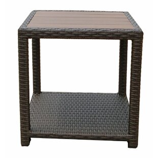 Tampa Side Table By World Wide Wicker