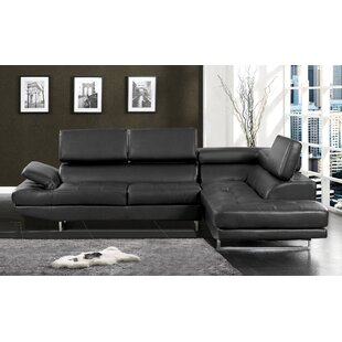 Hokku Designs Connor Reclining Sectional