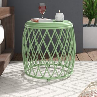 Ranallo Indoor Iron End Table