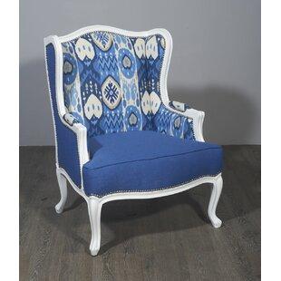Bloomsbury Market Hagler Wing Armchair