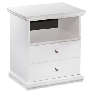 Petrin 1 Drawer Nightstand