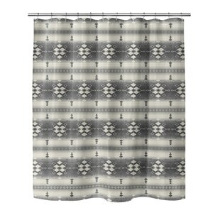 Balcom Single Shower Curtain