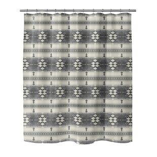 Balcom Single Shower Curtain by Bloomsbury Market Design