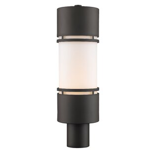 Feder Outdoor 1-Light LED Lantern Head by Ivy Bronx