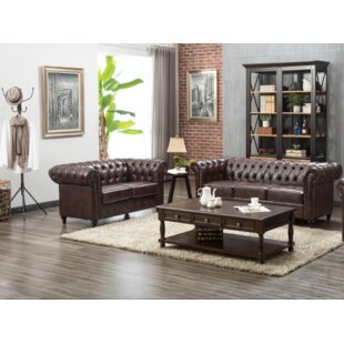 Bargain Teressa 2 Piece Living Room Set by Darby Home Co Reviews (2019) & Buyer's Guide