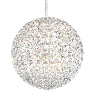 Da Vinci 12-Light Crystal Pendant by Schonbek
