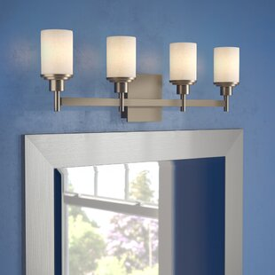 Reviews Verity 4-Light Vanity Light By Mercury Row