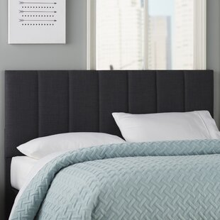 Windrim Upholstered Panel Headboard by Wrought Studio