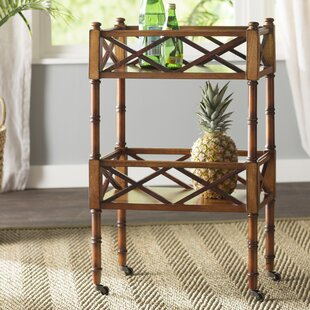 Madalene Mobile Bar Cart b..