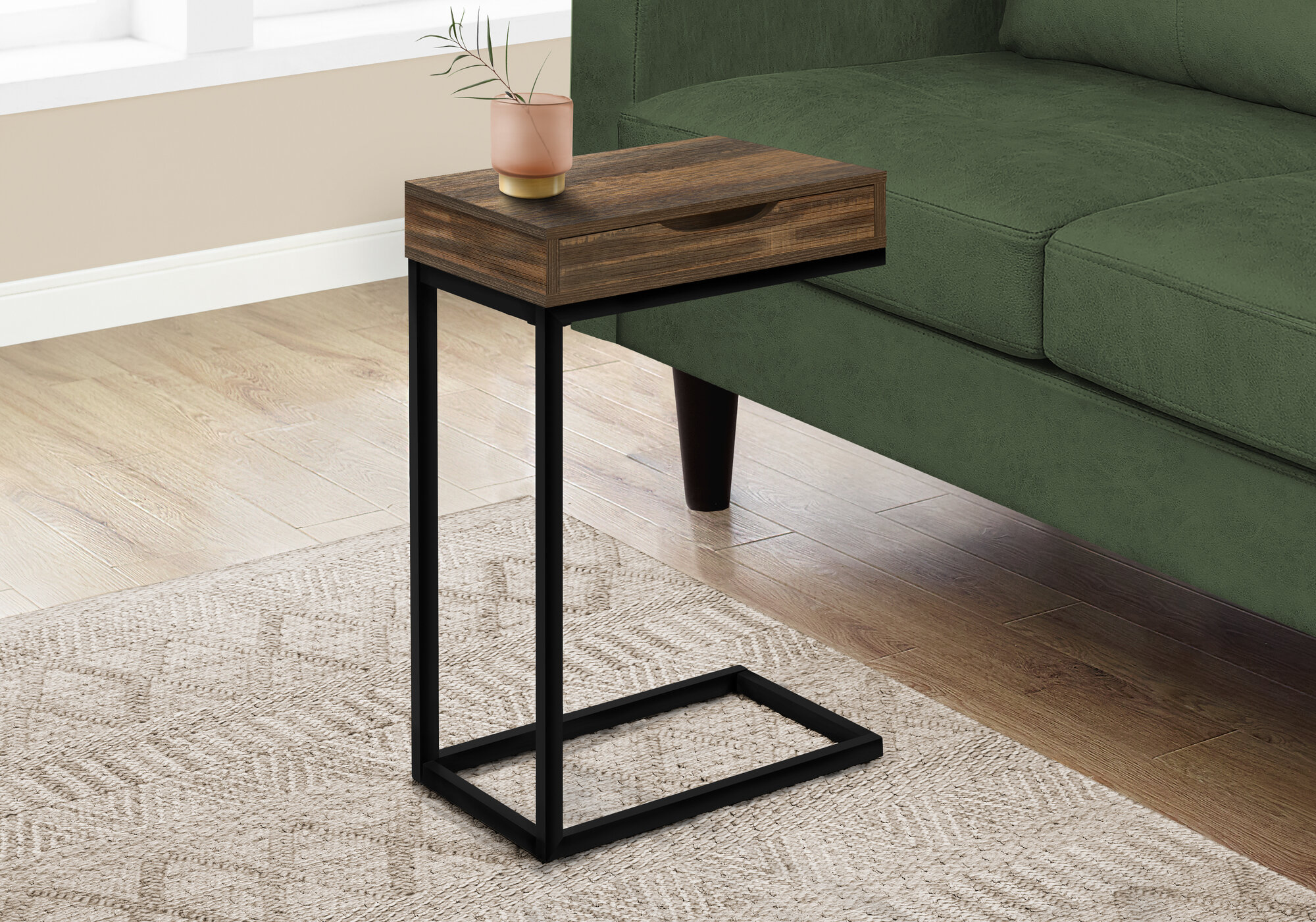 17 Stories Eubank C Table End Table With Storage Wayfair