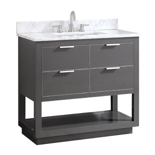 Look for Wilbanks 36 Single Bathroom Vanity Set By Mercury Row