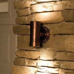 Decker 2-Light Outdoor Sconce
