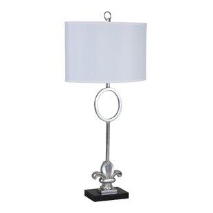 Table-De-Lis 31.5 Table Lamp