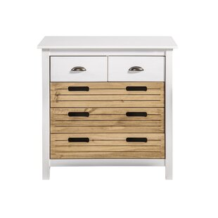 Highland Dunes Hardouin 5 Drawer Dresser