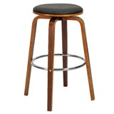 Lisman 27 Swivel Bar Stool (Set of 2) by George Oliver