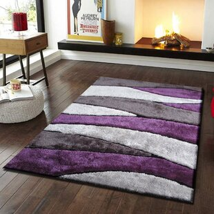 Tapis rectangulaires: Couleur - Mauve | Wayfair.ca
