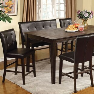 Pomona Counter Height Extendable Dining Table DarHome Co