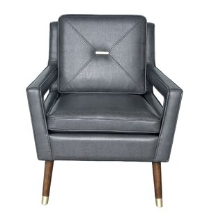Milagro Armchair by Wrought Studio