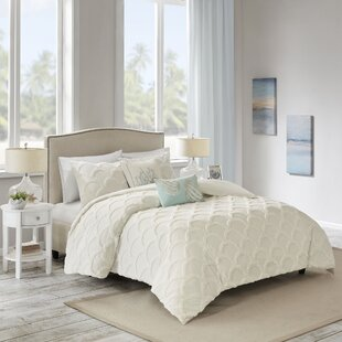 Harbor House Cannon Beach Cotton Tufted Chenille Duvet Set