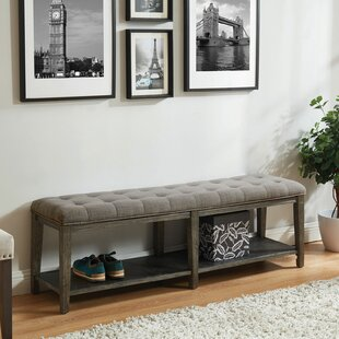 Lacourse Storage Bench by Gracie Oaks
