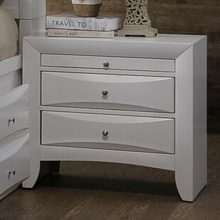 Belfort 2 Drawer Nightstand