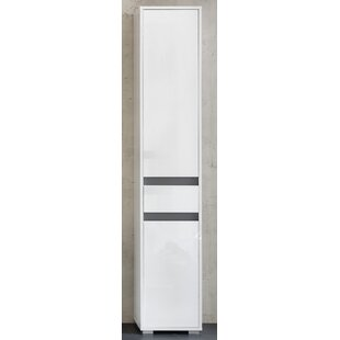 Tollison 35 X 191cm Tall Bathroom Cabinet By Metro Lane